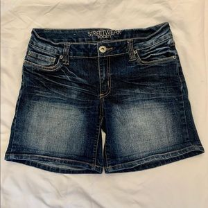 Streetwear Society Jean Shorts